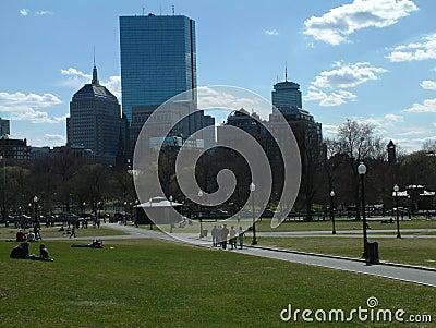 Campo común 2 de Boston