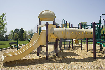 Campo da gioco per bambini
