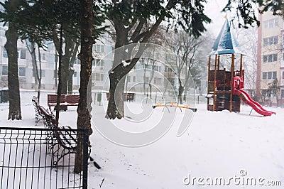 Campo da giuoco di congelamento