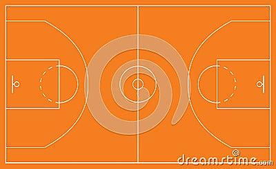 Campo da pallacanestro immagini stock immagine 3686814 - Immagini stampabili di pallacanestro ...