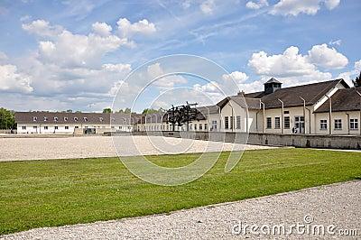 Campo Di Concentramento Di Dachau Fotografia Editoriale - Immagine ...