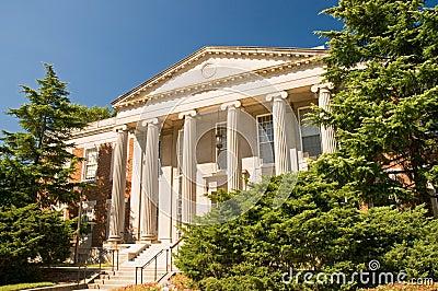 Campus academic building