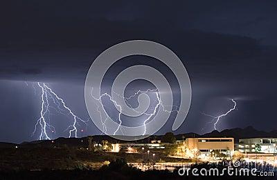Campus Lightning