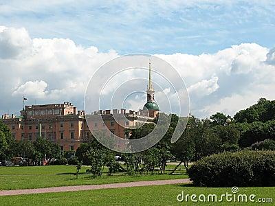 Campus Martius,  St. Petersburg