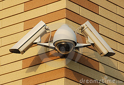 Caméras vidéo de garantie