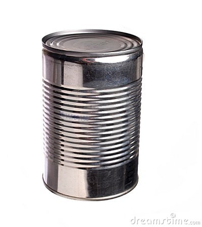 Can  isolated tin