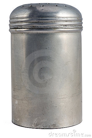 Can of salt