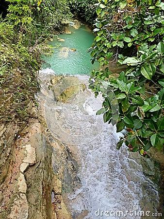 Free Can-umantad Falls, Candijay, Bohol Royalty Free Stock Photography - 144796707