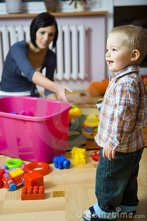 Free Can You Give Me This Toy Stock Photos - 4494463