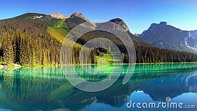 Canada, British Columbia Mountains Landscape