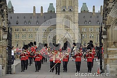 Canada Day Editorial Photo