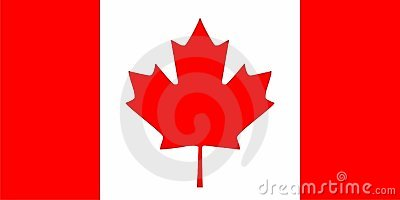 Canada flaga