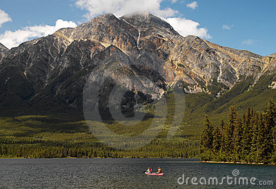Canada - Jasper National Park Editorial Stock Image