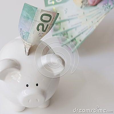 Canada Money Saving