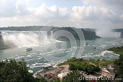 Canada Niagara Falls & Boats