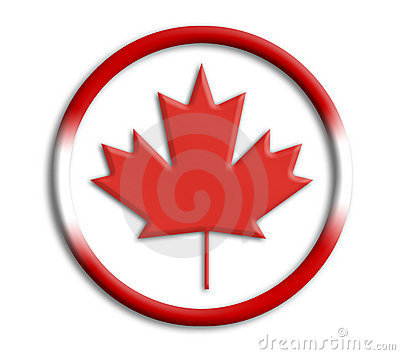 Canada shield for olympics