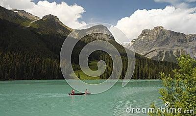 Canada - Yoho National Park Editorial Stock Image