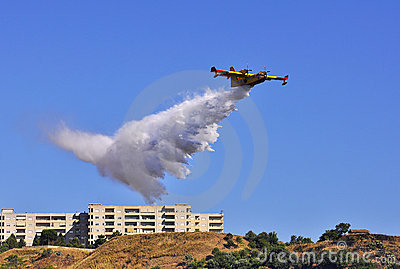 Canadair last launch