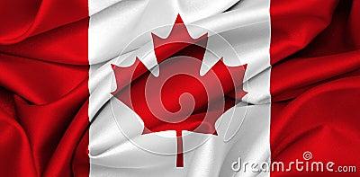 Canadian flag - Canada