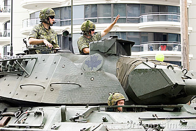 Canadian Forces Editorial Image