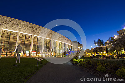 Canadian Museum of Civilization - blue hour