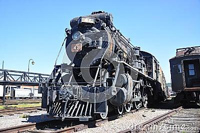 Canadian National Railways Steam locomotive
