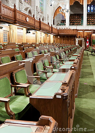 Canadian Parliament: the House of Commons