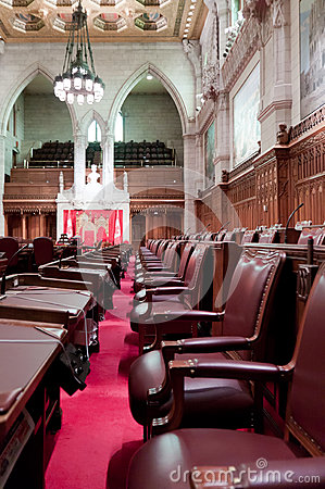 Canadian Parliament: the Senate