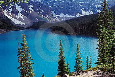 Canadian Rockies - dayscene 2
