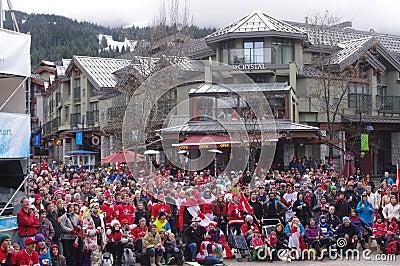 Canadian sport fans
