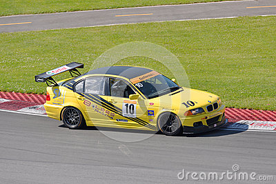 Canadian Touring Car Championship Editorial Photo