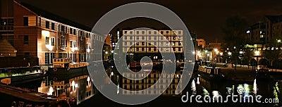 Canal Basin Sheffield Victoria Quay