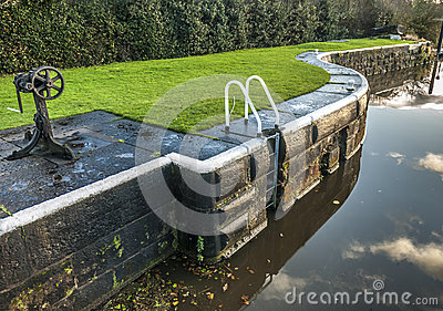 Canal And Gear