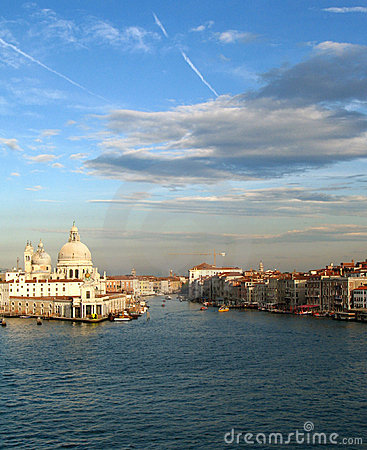 Free Canal Grande Stock Photography - 717392
