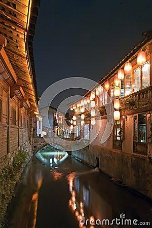Canal in Lijiang