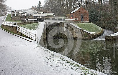 Canal Locks.