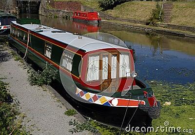 Canal Narrowboats