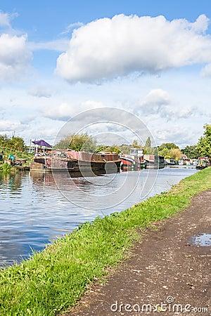 uk waterways
