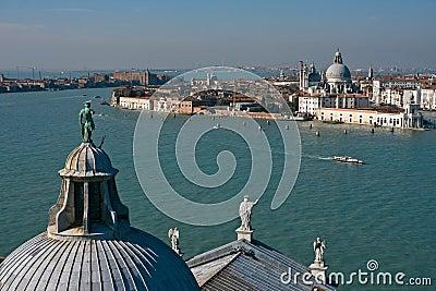 Canale della Giudecca in Venice