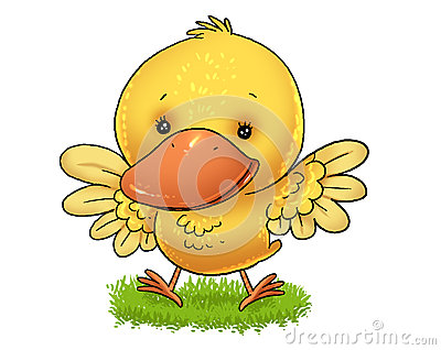 Canard illustration stock image 63832714 - Illustration canard ...