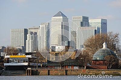 Canary Wharf, London, England, UK, Europe