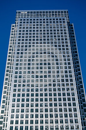 Canary Wharf Tower, London