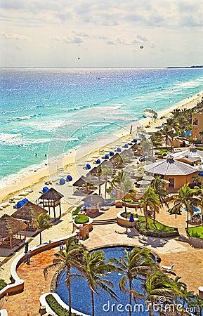Cancun, Mexiko 41312 (Farbe)