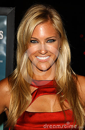 Candace Kroslak at the Los Angeles Premiere of DECEMBER BOYS. Directors Guild of America, Los Angeles, CA. 09-06-07 Editorial Photography