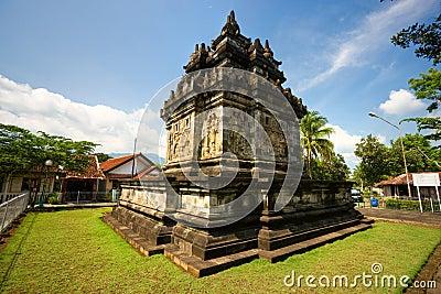 Candi Pawon, Yogyakarta, Indonesia.