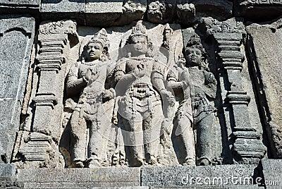 Candi Prambanan - Hindu temple compound - Java