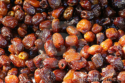Candied dates
