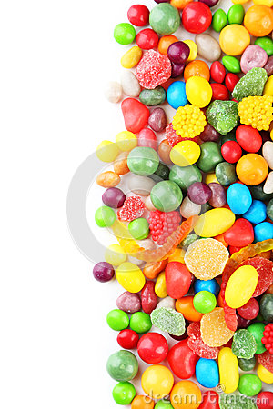 Free Candies Stock Images - 52491804