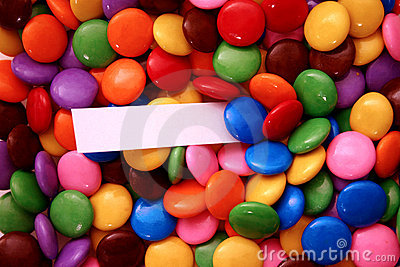 Candies (add your message)