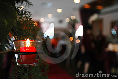 Candle Royalty Free Stock Photography - Image: 219397